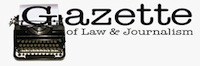 Gazette of Law & Journalism